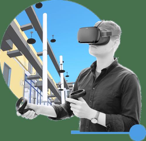 Oculus Quest and Prospect | IrisVR